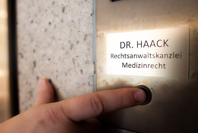 Rechtsanwaltskanzlei Dr. Haack