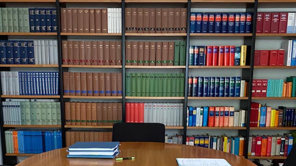Bücherei Rechtsanwaltskanzlei Dr. Haack